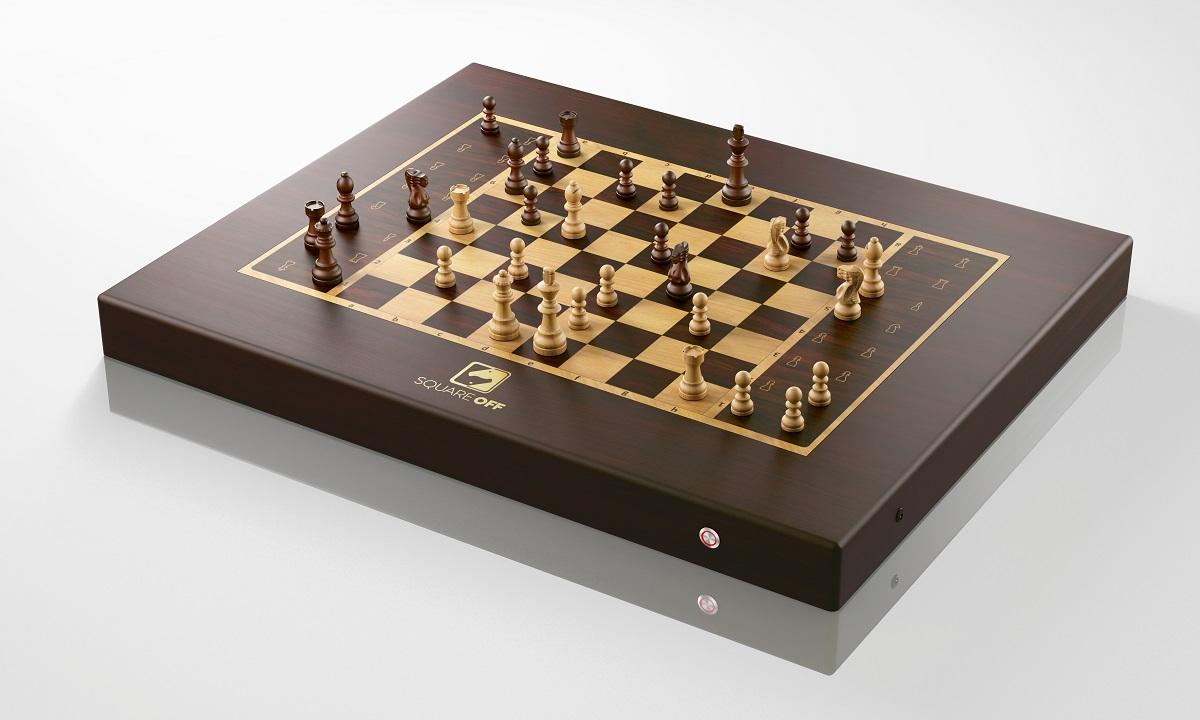 World's Smartest Chessboard   Square Off